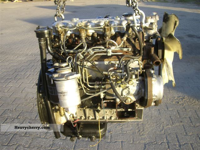 Isuzu C240 Specs – meccanica