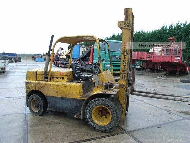 hyster h80c forklift manual free owners manual u2022 rh wordworksbysea com H80C Hyster Hydraulic Piston H80C Hyster Ignition Parts