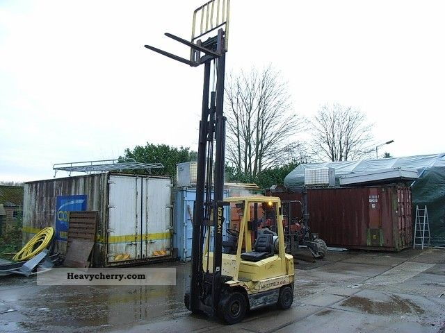 2002 Hyster  H 2.00XMS Forklift truck Other forklift trucks photo