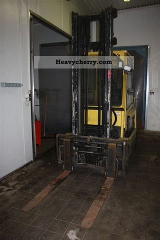 2003 Hyster  E 3.2 XLM Forklift truck Front-mounted forklift truck photo