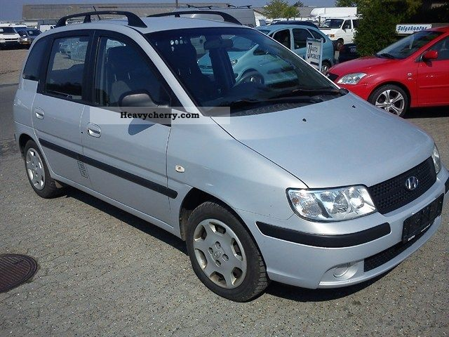 hyundai matrix 1 5 crdi 110 gl van 2006 other vans trucks up to 7 5t photo and specs. Black Bedroom Furniture Sets. Home Design Ideas