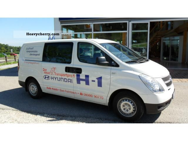 hyundai h 1 cargo 2 5 crdi 110 hp 6 seater wing 2011 other vans trucks up to 7 5t photo and specs. Black Bedroom Furniture Sets. Home Design Ideas
