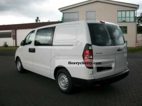 hyundai cargo 6 seater h1 2 5 crdi 2011 other vans trucks. Black Bedroom Furniture Sets. Home Design Ideas