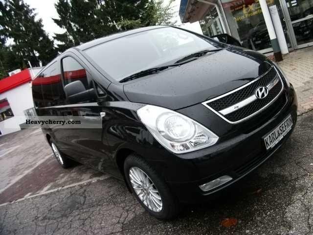 hyundai h-1 travel travel 2.5 crdi premium navi 2011 estate