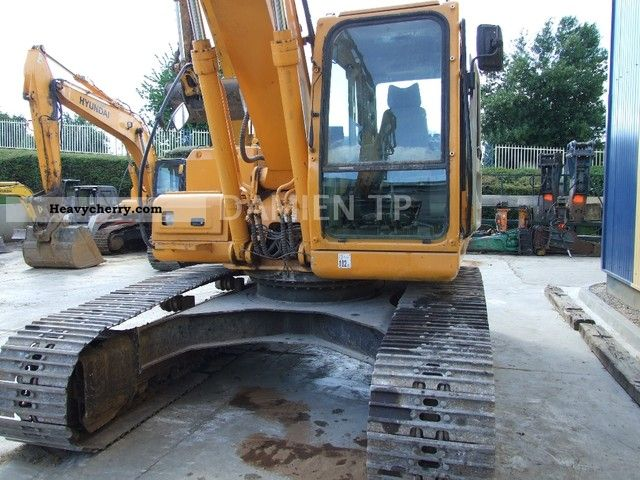 2008 Hyundai  210LC-7 Construction machine Mobile digger photo