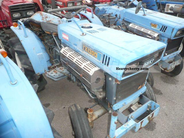 iseki tx1300 weak engine 2011 agricultural tractor photo. Black Bedroom Furniture Sets. Home Design Ideas