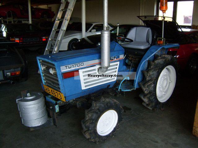 Iseki Tractor Tires : Iseki tu f narrow gauge hours