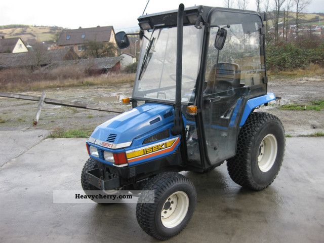 iseki 318 1995 agricultural tractor photo and specs rh heavycherry com Iseki Parts Iseki Tractor Parts Catalog