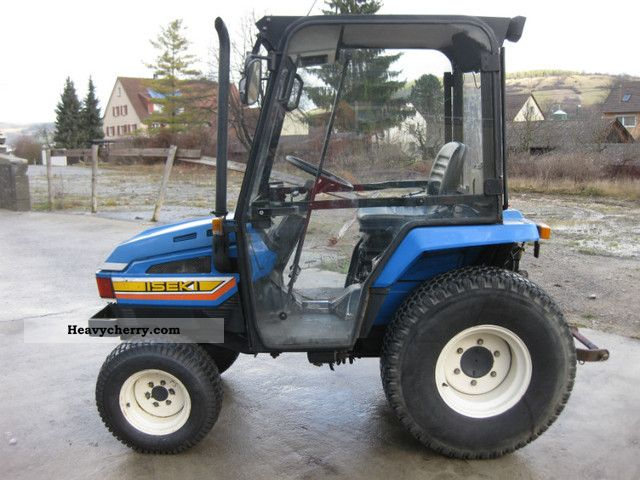 Iseki Tractor Tires : Iseki agricultural tractor photo and specs
