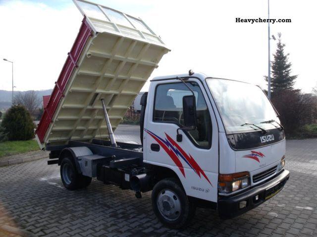Isuzu Npr 77 G – meccanica
