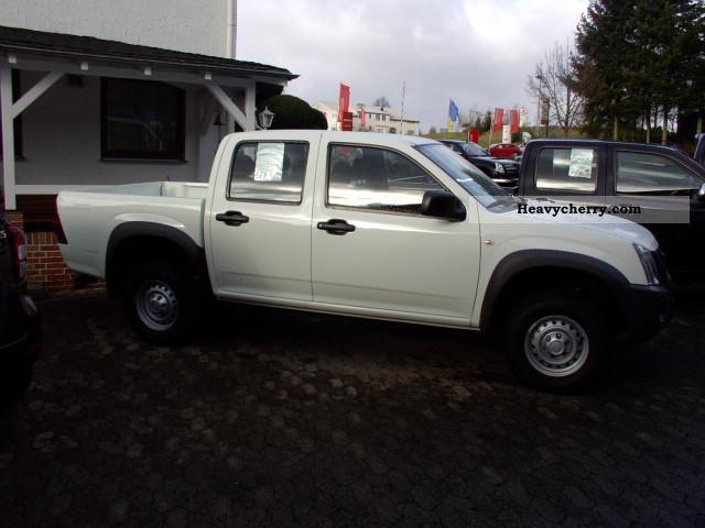 isuzu d max double cab 4x4 basic 2011 other vans trucks up. Black Bedroom Furniture Sets. Home Design Ideas