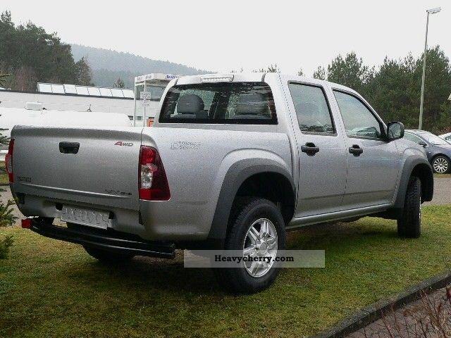 isuzu d max double cab 4x4 basic 2011 stake body truck. Black Bedroom Furniture Sets. Home Design Ideas