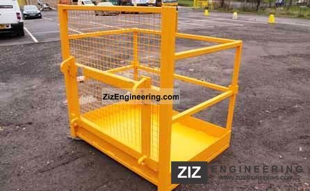 2011 JCB  Basket for 2 persons - Q-Fit SW shot! Construction machine Other substructures photo