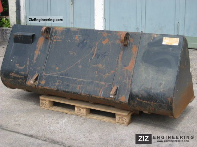 2004 JCB  Telehandler bucket / width: 2,280 mm Construction machine Other construction vehicles photo