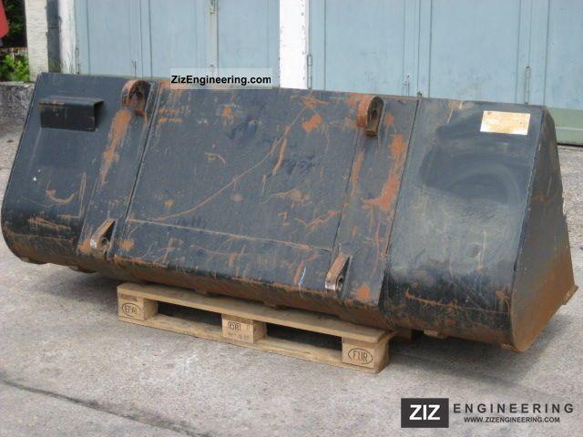 2004 JCB  Telehandler bucket / width: 2,280 mm Construction machine Other substructures photo