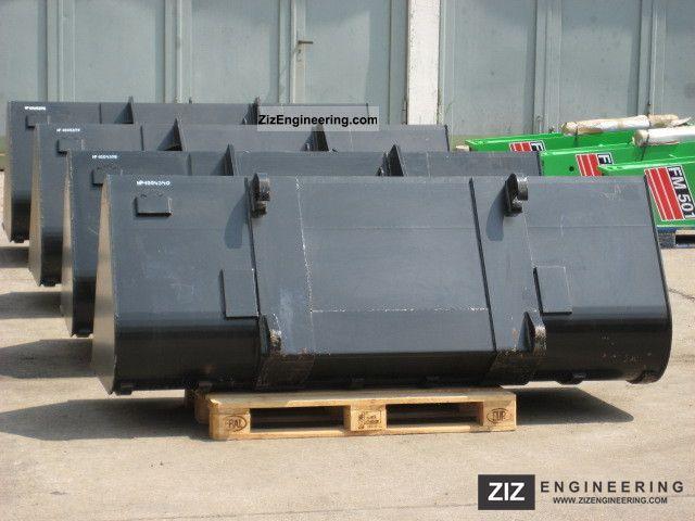 2011 JCB  Telehandler bucket 2220 mm / NEW Construction machine Other construction vehicles photo
