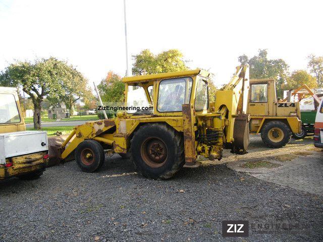 2011 JCB  3c backhoe loaders Construction machine Combined Dredger Loader photo
