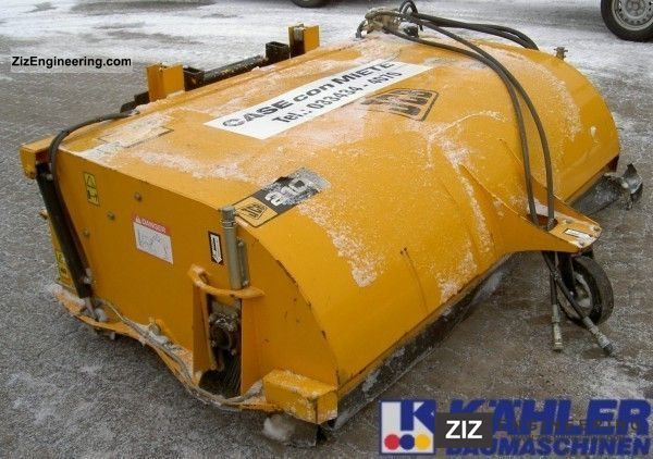2007 JCB  SWEEPER SC 210 409 Construction machine Other construction vehicles photo