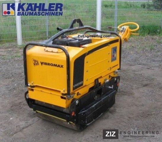 2006 JCB  Vibromax VMD 62 Construction machine Rollers photo