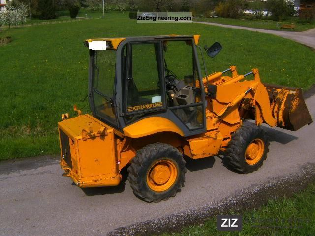 1995 JCB  2CX Airmaster Construction machine Wheeled loader photo