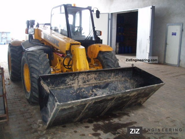 1999 JCB  526 Construction machine Wheeled loader photo