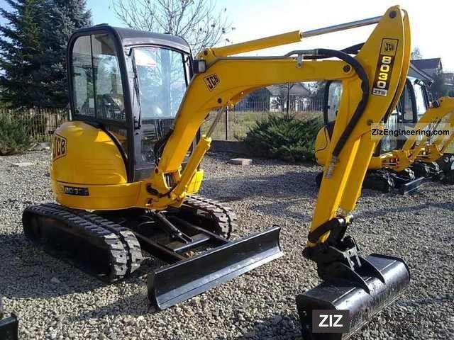2006 JCB  8030 ZTS Construction machine Mini/Kompact-digger photo