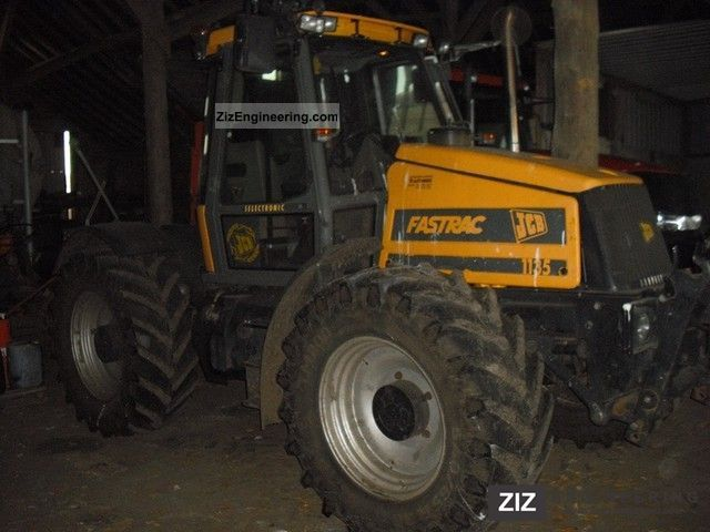 1996 JCB  1135 Fasttrac Agricultural vehicle Tractor photo
