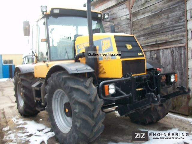 1996 JCB  185/65 Agricultural vehicle Tractor photo