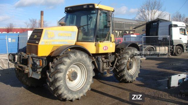 1998 JCB  185/65 Agricultural vehicle Tractor photo