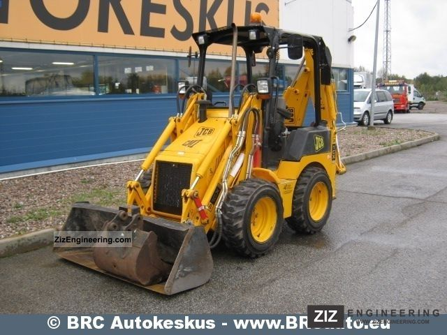 2007 JCB  1CX wd Construction machine Other construction vehicles photo