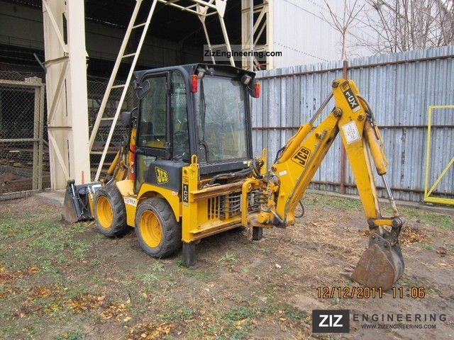 JCB 1cx 2004 Combined Dredger Loader Construction Equipment ... Jcb Mini Cx Wiring Diagram on