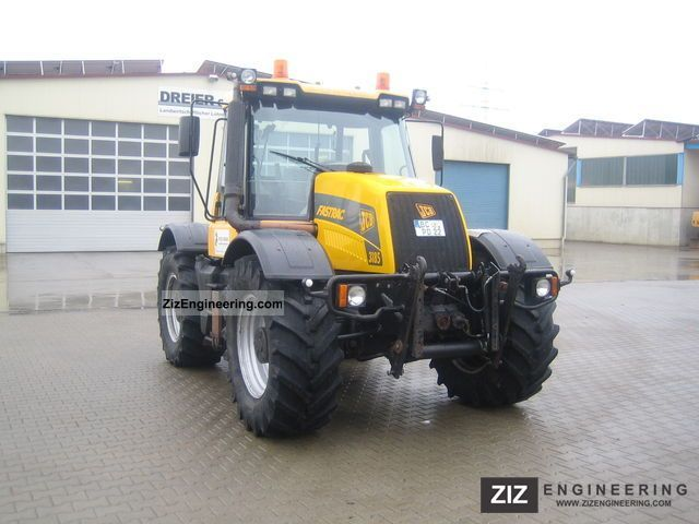 1999 JCB  3185/65 Agricultural vehicle Tractor photo