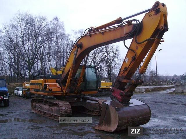 2002 JCB  330 NL Construction machine Caterpillar digger photo