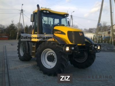 2011 JCB  FASTRAC 3220 PLUS Agricultural vehicle Tractor photo