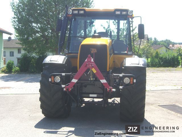 2011 JCB  Fastrac 3185 Agricultural vehicle Forestry vehicle photo