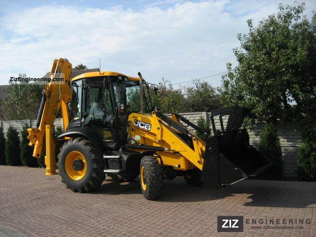 2011 JCB  3CX Turbo SiteMaster Construction machine Other construction vehicles photo