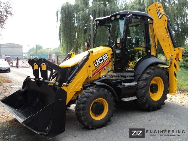 2011 JCB  3CX CONTRACTOR ECO 19 MTH 2011 Construction machine Mobile digger photo