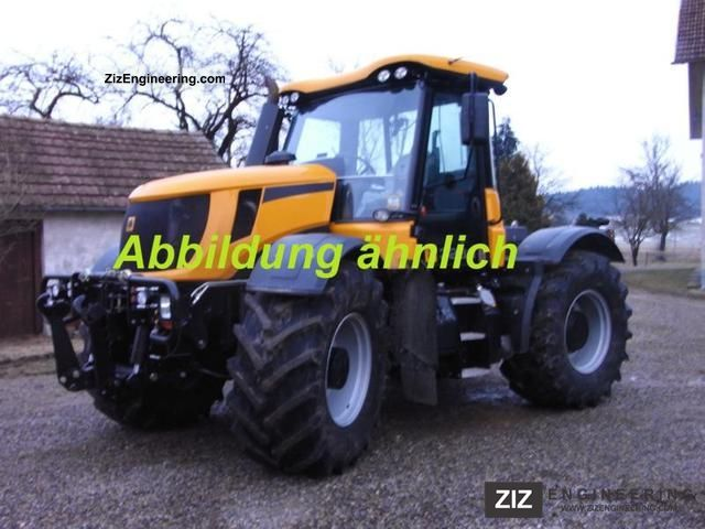 2006 JCB  Fastrac 3230 plus net price Agricultural vehicle Tractor photo
