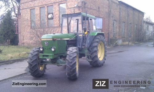 2011 John Deere  3040 four-wheel, air brakes, cab, tires 80% Agricultural vehicle Tractor photo