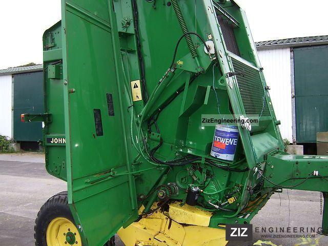 2011 John Deere 550 Agricultural Vehicle Haymaking Equipment Photo 2