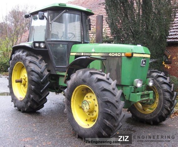 John Deere 4040 : John deere s agricultural tractor photo and specs