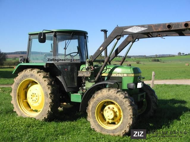 John Deere 2040 S 1985 Agricultural Tractor Photo And Specs