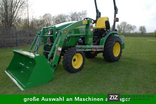 John Deere And With Front Loader Shovel Ballast Box Lgw
