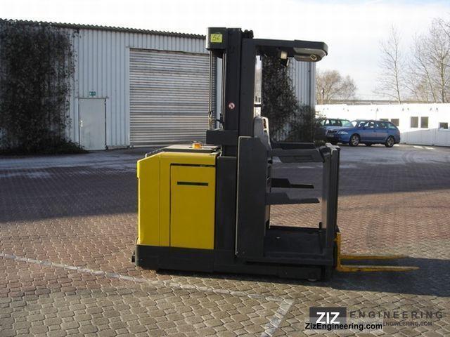 1995 Jungheinrich  KMS 100 ZG 80 75 340 ZT SF Forklift truck Other forklift trucks photo