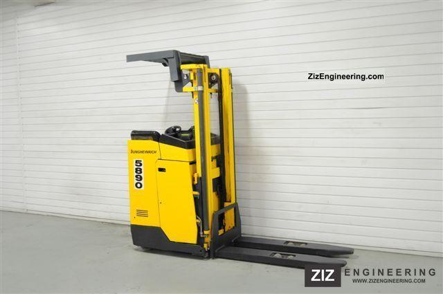 2005 Jungheinrich  EKC 12.5, 9855Bts! Forklift truck Other forklift trucks photo