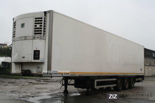 2003 Kaiser  Frappa Thermo King SL 400 ATP / FRC: 07.2012 Semi-trailer Deep-freeze transporter photo