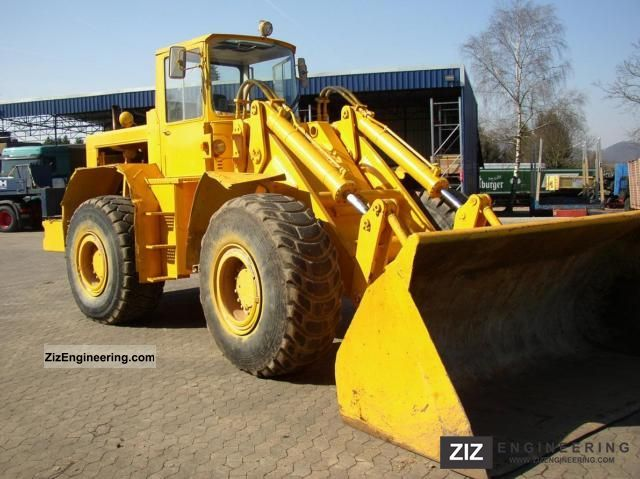 1977 Kalble  Kälble SL 18 B Construction machine Wheeled loader photo