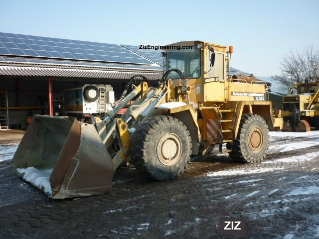 1992 Kalble  Kälble SL 20 B Construction machine Wheeled loader photo