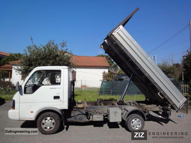 2004 Kia  K 2500 Van or truck up to 7.5t Dumper truck photo