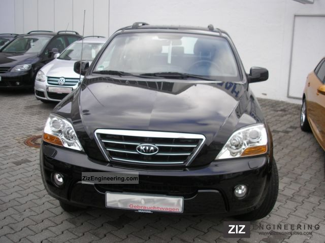 kia sorento 2 5 crdi ex at sport utility vehicle 2008. Black Bedroom Furniture Sets. Home Design Ideas